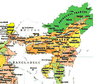 India Map With All States.Indian Maps Maps Of All India Tourist Destinations Tourist Cities Of